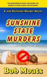 Sunshine State Murders Book Cover